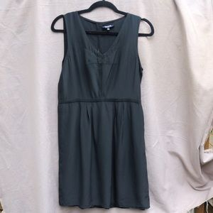 Madewell Silk Black Dress Size 8
